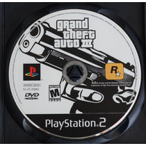 Grand Theft Auto 3 Ps2 Sony Playstation 2