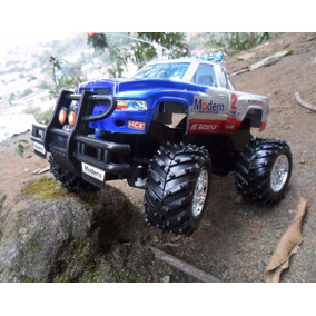 Jeep Camionete Pickup Carrinho Controle Rec