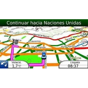 Mapas Actualizados De Ecuador 2017 Gps Garmin