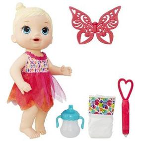 Boneca Baby Alive Hora Da Festa Loira Hasbro B9723