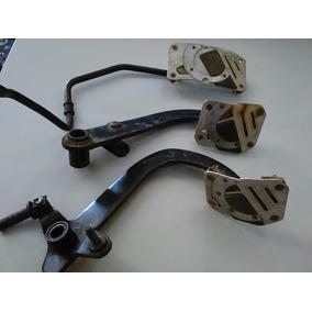 3pç Pedal Freio / Acelerador / Embreagem Fiat Tipo Todos