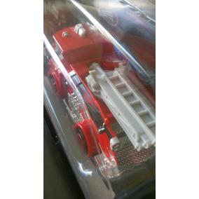 Red Camion De Bomberos Pelicula Cars.