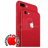 Iphone 7 Plus 128gb Rojo Entrega Inmediata + Tiendas Fisicas