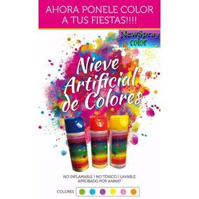 48 Espuma Nieve De Carnaval Newspray-color The Original