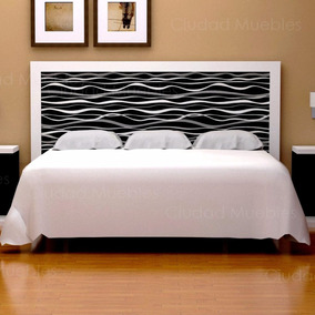 respaldos de camas en mercado libre argentina. Black Bedroom Furniture Sets. Home Design Ideas