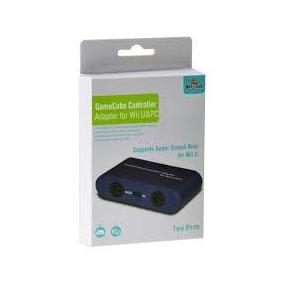 Adaptador Control Gamecube A Pc O Wii U 2 Puertos