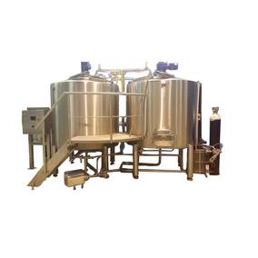 Planta Equipo 1000 Litros Cerveza Artesanal