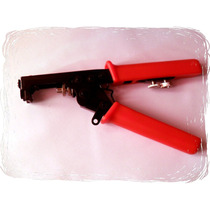 Pinza Ponchadora Bnc,rca Tipo F Cable Coaxial Rg-59,rg-6 Omm