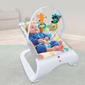 Cadeira De Descanso Fisher Price Brincando No Bosque Cfb88
