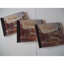 Coleção Obras Primas Da Musica Classica 5 Cds Raro