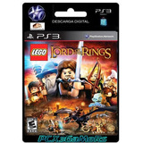 Ps3 Lego® The Lord Of The Rings [pcx3gamers] [digital ]