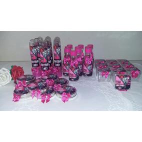 Kit Festa Personalizado Monster High