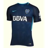 Camiseta Nike 3° Boca Jr 17/18 Hombre - 100% Original