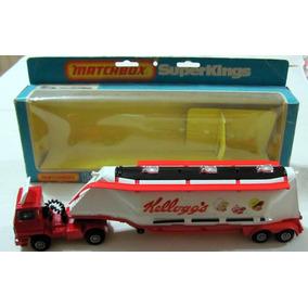Matchbox Super Kings K-3 Con Caja Original. Escala 1/43