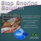 Stop Ronco Pare De Roncar Anti Ronco E Apneia Pronta Entrega