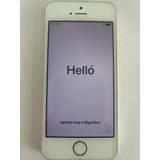 Apple Iphone Se 16gb - Um Ponto De Luz Azul Na Tela-vitrine