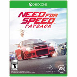 Need For Speed Payback Licencias Digital