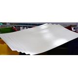 Decal Paper / Hoja Al Agua Inkjet Transparente Pack 10 Hojas