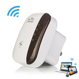 Repetidor Wifi Extensor Wireless 300mbps Amplia Señal Router