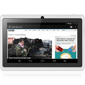 Q88h A33 7 Pulgadas Android 4.4 Tablet Pc 8gb Rom Wifi Bluet