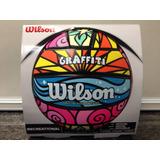 Wilson Balón Pelota De Voleibol Edicion Especial Graffiti
