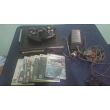 Xbox 360 Elite. 120 Gb. 10 Juegos. 2 Controles Hdmi Chipeado