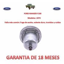 Bomba Licuadora Direccion Hidraulica P/caja Ford Ranger 1974