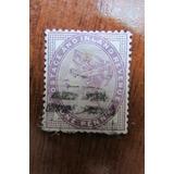 Inglaterra 1881 Catalog Scot Nª89 1 Penny