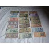 Set De Billetes Antiguos