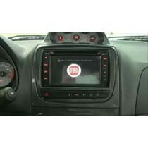 Central Multimédia Aikon Fiat Palio Idea Weekend Seina Strad