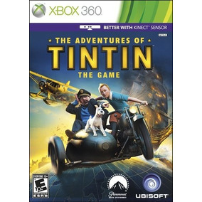 The Adventures Of Tintin: The Game (em Português) - Xbox 360