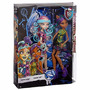 Monster High Pack Scare Makeup Clawdeen Wolf Viperine Gorgon
