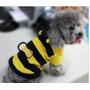 Disfraz De Abejita Para Perros De Razas Pequeñas Y Gatos