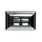 Boton Elevador Cristal Doble Universal