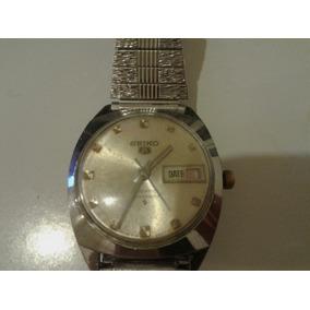 Reloj Seiko 5 - 21 Jewels Calendario