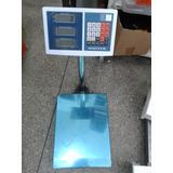 Balanza O Peso Digital Electrónico Industrial 200 Kgs.