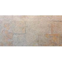 Piedra Oxido Natural 30x60 Interior Y Exterior Rectificada