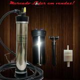 Kit Hho Hidrogênio Inox 316 - 1.5 A 2 L/m