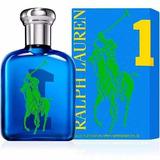 Perfume Polo Big Pony 1 Ralph Masculino125ml Original