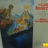 Em Busca Do Vale Encantado 1988 Trilha Filme Lp James Horner