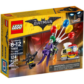 Lego Batman Movie - A Fuga De Balão Do Coringa 70900
