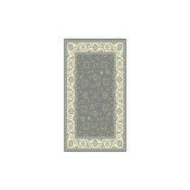 Alfombra / Tapete Legacy Dark Blue And Ivory Rug, 2.2x7.7
