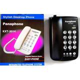 Telefono Panaphone Kxt-3014 Negro