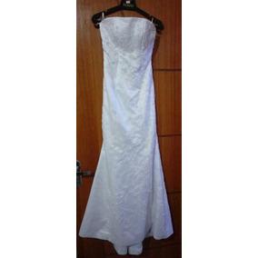Vestido De Noiva - Modelo Sereia