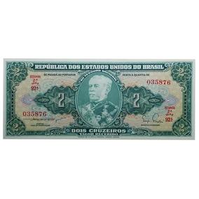 Cédula De 2 Cruzeiros