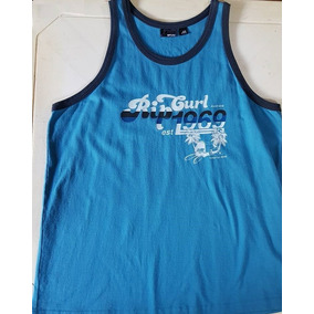 Musculosa Rip Curl Azul Talle S M
