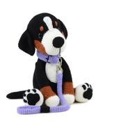 Boyero - Perros A Crochet - Nariz De Azúcar Amigurumis