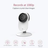 Yi 1080p Home Sistema De Vigilancia De La Seguridad Wireless