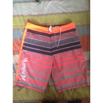 Short De Baño Hurley Phantom