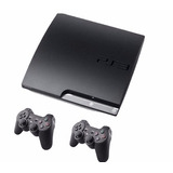 Consola Ps3 Slim/ Ultraslim 120gb Outlet 9 Juegos Y 2 Joyst